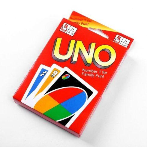 Játékkártya Uno családnak
