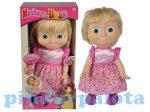 Játékbabák - Műanyag babák - Masha beszélő baba 40 cm