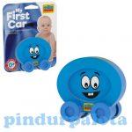 Bébi játék Milla Minis My First Car Kék ovális