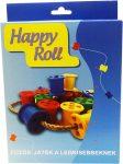 Fűzős játékok gyerekeknek  - Hengerek zsinorok fűzős játék