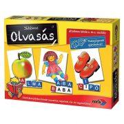 Fejlesztő játékok gyerekeknek - Játékos olvasás Noris
