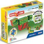 Építőjátékok gyerekeknek - Magic Cube építőkocka, hüllők és kétéltűek