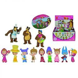 Masha gyűjthető figurák többféle változatban