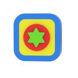 My First Puzzle négyzet csillag Milla Minis