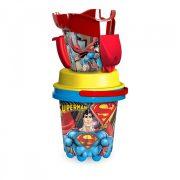 Homokozó készletek - Superman homokozó vödörrel