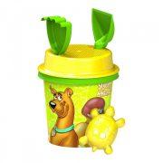 Homokozó készletek - Scooby-Doo homokozó
