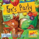 Társasjátékok - Kártyák - Róka party kártyajáték