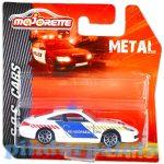 Játék autók - Autós játékok - Rendőrautó Porshe 996 Majorette SOS Cars