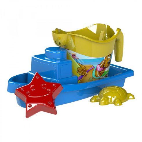 Homokozó készletek - Scooby-doo homokozó és hajó