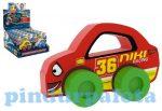 Bébi autó Milla Minis Racing Buddies Niki 36 piros