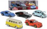 Majorette játékautók - Vintage autó szett 5db-os Giftpack