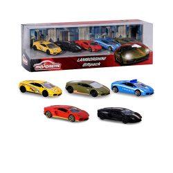 Játék autók - Majorette Lamborghini kisautó szett