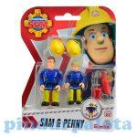Szerepjátékok - Figurák - Penny a tűzoltó