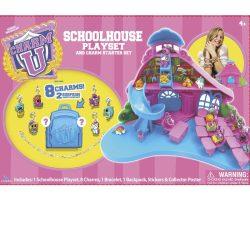 Gyűjthető figurák - Charm iskolai játszóház