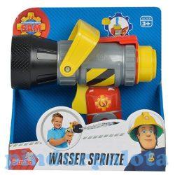 Sam a tűzoltó játékok - vizipisztoly