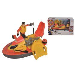 Sam a tűzoltós játékok - Jet-ski Sam a tűzolzóval