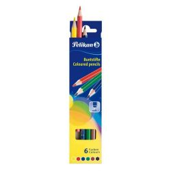 Íróeszközök - Pelikán trio színesceruza készlet