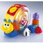 Fisher Price játékok - Zenélő Csiga-biga