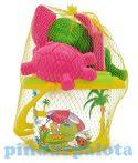 Kerti játékok - Homokozó készletek - Homokozó készlet kicsi
