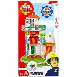 Sam a tűzoltó játékok - Világítótorony egy figurával