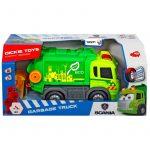Játék autók - Autós játékok - Játék kukás autó Happy Cars Scania 25 cm