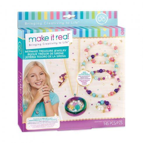 Kreatív játékok - Make It Real Ékszerkészítés, Sellő ékszerek
