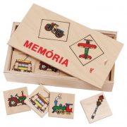 Ügyességi játékok - Memória járműves