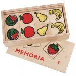 Memória játékok - Memóriafejlesztő játékok - Figyelem és emlékezet fejlesztés - Memória gyümölcsös
