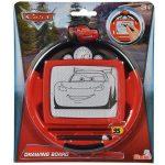 Rajzkészség fejlesztő játékok - Verdás mágneses rajzoló, McQueen