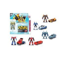 Játék autók - Autós játékok - Transformers 2-Pack jármű figurával