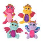 Plüss mesefigurák - Plüss mesehősök - Safiras Baby Princess Plüsch többféle változatban Simba