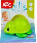 Pancsolós játékok - Fürdetős játékok babáknak - ABC Teknősbéka Simba Toys