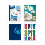 Írószerek - Iskolaszerek - Füzetek-borítók - Butikkönyv kockás