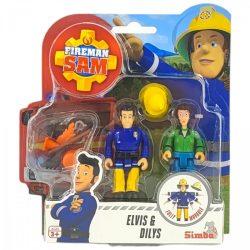 Sam a tűzoltós játékok - Mesefigurák csomagban - Simba Toys
