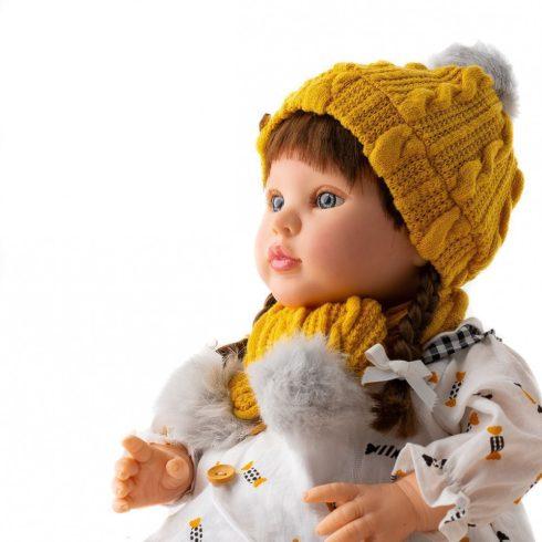 Reborn babák - Gabi Moon Annais hajlékony élethű baba