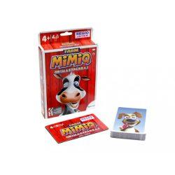 Társasjátékok gyerekeknek - Farm grimaszpárbaj társasjáték MimiQ