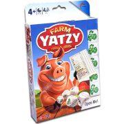 Társasjátékok gyerekeknek - Farm Yatzi állati kockapóker
