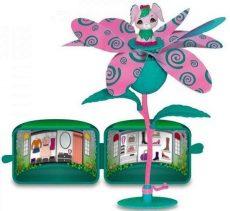 Szerepjátékok - Lányoknak - Flora Magica játszó készlet