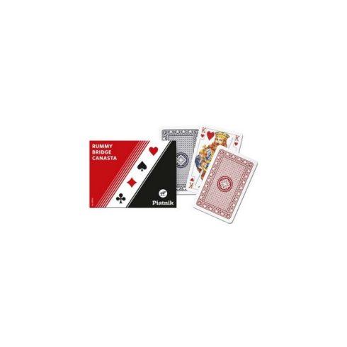 Kártyajátékok - Piatnik - römi kártya