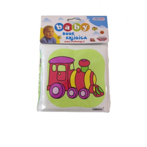 Mesekönyv - Baby könyv - 0-1,5 éveseknek