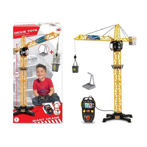 Interaktív játékok gyerekeknek - Óriás távirányítós daru 100 cm RC Dickey Toys