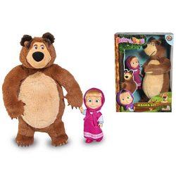Mása és a Medve Játékszett Simba