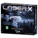 Interaktív játékok gyerekeknek- Laser-x 1-es csomag