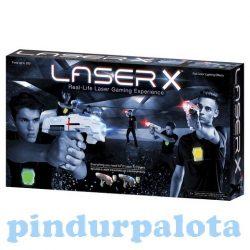 Fiús játékok - Laser-X dupla csomag Otthoni lézerharc high tech játék