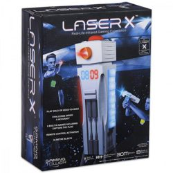 Fiús játékok - LASER-X torony 10 üzemmóddal