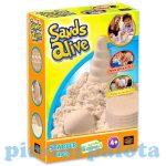 Kreatív hobby - Gyurmák - Modellező homok kezdő készlet