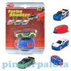 Játék autók - Autós játékok - Autós kilövő játék Turbo Shooter Dickie Toys