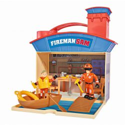 Sam a tűzoltós játékok - Sam a tűzoltó hordozható tengeri mentőállomás