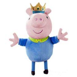 Plüssök - Mese figurák - Peppa plüss Zsoli herceg 35 cm