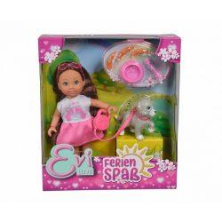 Műanyag babák - Evi Love Játékbaba, Holiday Friend